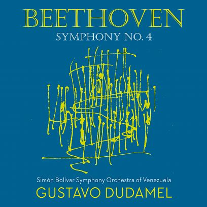 Beethoven: Symphony No. 4 Cover