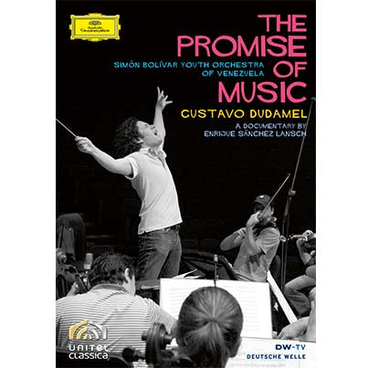 The Promise of Music Cover