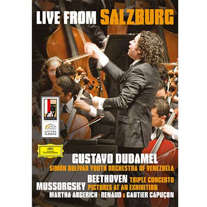 Live from Salzburg Cover