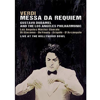 Verdi <br> Messa da Requiem Cover